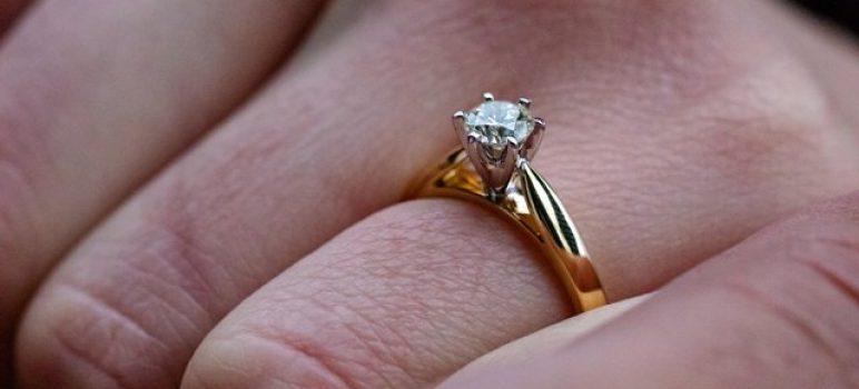 K1 Visa Engagement Ring
